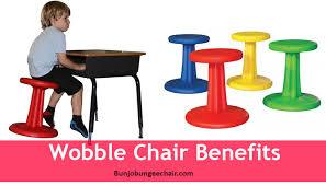 wobble chair benefits buy 7 best bunjo bungee chair types in