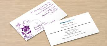 Free Business Cards Printing Vistaprint Business Cards Information Businnis