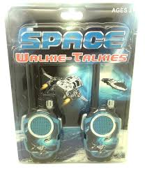 walkie talkies for kids space police ranger war games officer