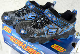 skechers light up shoes on off switch has you covered for back to shoes sponsored review