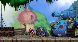 shante and the pirate u0027s curse gets new nintendo 3ds support