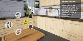 cuisine virtuelle depuis 2016 ikea expérimente l achat de meubles et conception de