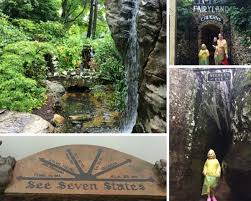 Rock City Gardens Chattanooga 24 Hours In Chattanooga With Traveling