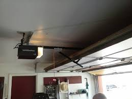 garage door lifter new liftmaster garage door opener installation