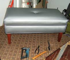 Recover Ottoman Reupholster Or Recover Ottoman Atitlan Rembourrage Upholstery