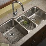 Sink Faucet Design Double Wrinkles Kitchen Sinks Design Pattern - Kitchen sinks design