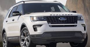 ford range rover look alike ford updates looks of the 2018 explorer suv with new grille