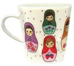 Cute Coffee Cups Moewe Aip Rakuten Global Market Brownmatriyoshica Mug Brown