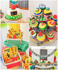 Birthday Favor Ideas by Kara S Ideas Back To School Planning Ideas Supplies