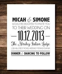 wedding invitations simple simple black and white wedding invitations vertabox