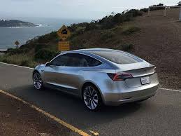 is probably what u0027s causing tesla model 3 production problems