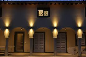 Outdoor Patio Wall Lights External Led Spotlights Indoor Up And Lights Grey Outdoor