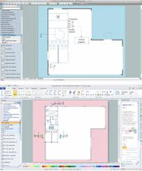 house plan house electrical plan software electrical diagram