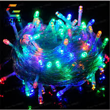 400 led outdoor christmas lights 50m 400 led string fairy light ac220v waterproof outdoor colorful