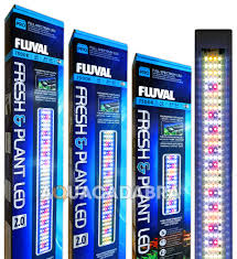 fluval led light 48 fluval fresh plant led 2 0 lighting lamp full spectrum aquarium