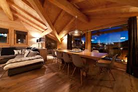 Ski Chalet Interior The Boutique Chalet Company