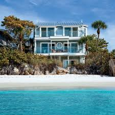 romantic anna maria island beach house coastal living