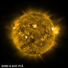 goes 16 solar images noaa national environmental satellite data