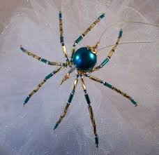 284 best beaded spiders images on beaded spiders