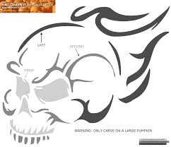magnificent skull stencil template gallery entry level resume