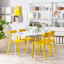 Yellow Dining Room Ideas Display Closet Wooden Cabinet White Walls White Country Dining