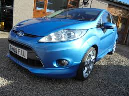 used ford fiesta zetec s for sale motors co uk