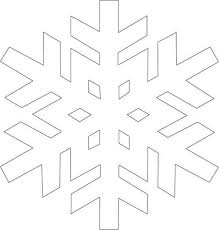 make some seasonal snowflake crafts