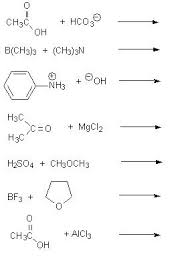 acids as electrophiles and bases as nucleophiles worksheet