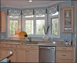 kitchen bay window ideas bay window valances kitchen contemporary with reason why we 1 2