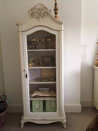 shabby chic wardrobe double murphy bed couches for sale queen wall