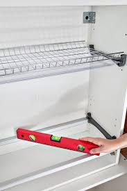 montante scaffale mobilia di montaggio della cucina montante scaffale con l