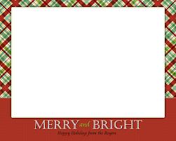 christmas card template simple card design pinterest
