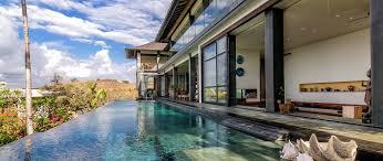 private villa bali tirta kencana luxury pool villa panoramic views