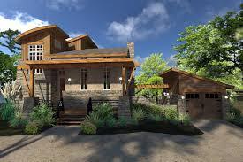 Modern Craftsman House Plans House Plan 75140 Cottage Craftsman Modern Plan With 985 Sq Ft