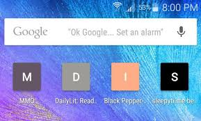 bookmarks on android add chrome bookmarks to the android home screen cnet