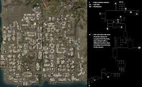 Space Debris Map Sewers Dead Island Wiki Fandom Powered By Wikia