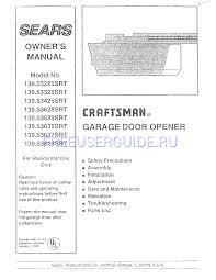 garage doors quiet glide compatible garageoor opener parts