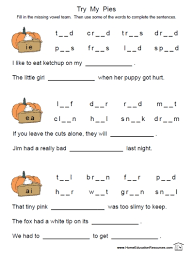 fran u0027s freebies long vowel worksheets u2013 home education resources