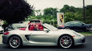 porsche type 981 boxster s review best roadster built