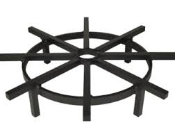 grate for outdoor fire pits outdoor fire pit etsy