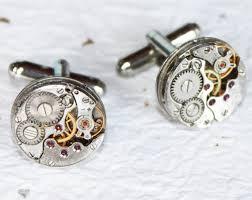 valentines day gifts for men valentines day gift men steunk cufflinks pinstripe watch