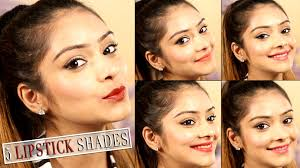 top 5 lipstick shades for indian skin tones best lipstick shades make up