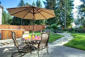 Backyard Terrace Ideas Backyard Idea Modern Backyard Ideas Lawn Backyard Design With Open