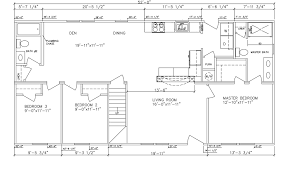 prow cabin series from all american homes modular home plan book