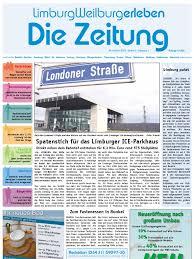 Dr Benner Bad Camberg Limburgweilburg Erleben Kw 08 26 02 2010 Die Zeitung Als E Paper