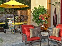How To Clean Patio Chairs How To Clean Patio Furniture Cushions And Canvas How Tos Diy