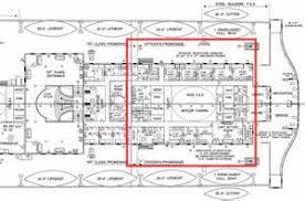 titanic floor plan titanic floor plans titanic deck plans mirandasartblog 100