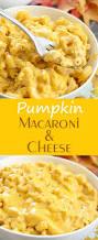 pumpkin macaroni and cheese kirbie u0027s cravings