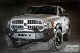 Dodge Challenger Front Bumper - front magnum bumper for 2009 2014 dodge ram 1500 sport and non
