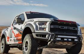 ford partners with foutz to build 2017 f 150 raptor for baja 1000